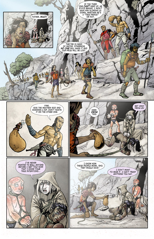 Impreg Comics Awesome chapter 5 - hominids comic